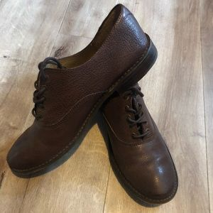 Frye Paige Low Oxfords